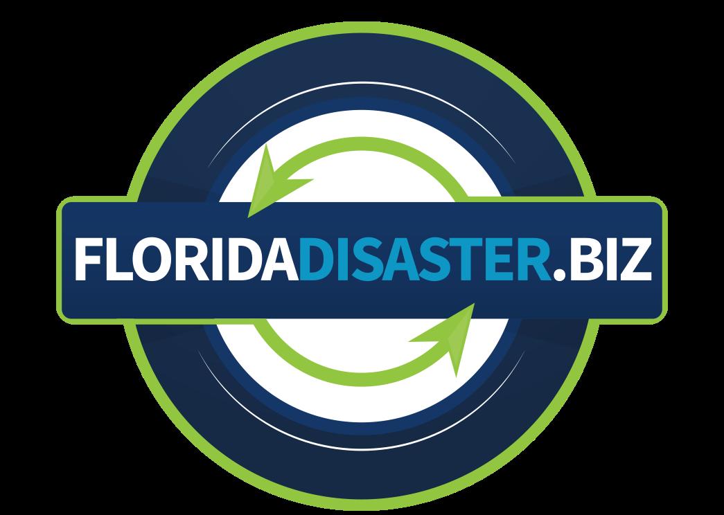 Florida Disaster Logo