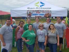 2018 Relay for Life - Team Candyland