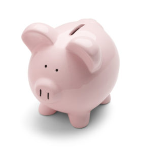 Savings Piggy Bank Image