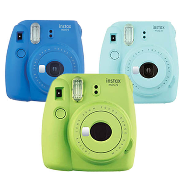 Youth Month Prizes - 3 Fujifilm Instax Cameras and accessories