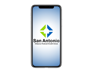 Mobile phone with SACFCU App
